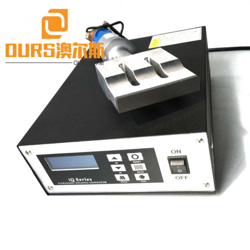 Best-selling Turkey and India 15KHZ/20khz/28KHZ Ultrasonic welding generator For  Boat Shape Face Mask Earloop Welding Machine