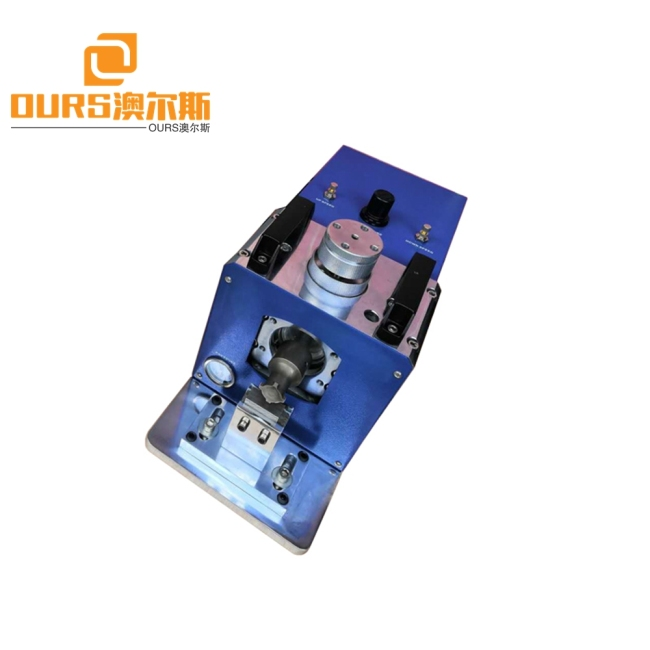 20khz Ultrasonic Metal Spot Welding 2000w For Lithium Ion Battery And Copper Foil