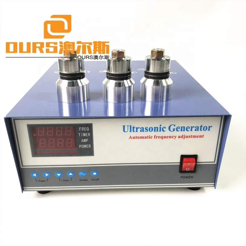 High Frequency Ultrasonic Cleaning Generator 68KHz Used In Cleaning  Industrial Supplies Pulse Generator