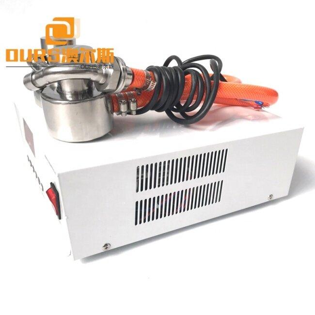 33KHz 200Watts Ultrasonic Vibration Transducer Generator For Industrial Vibrating Screen