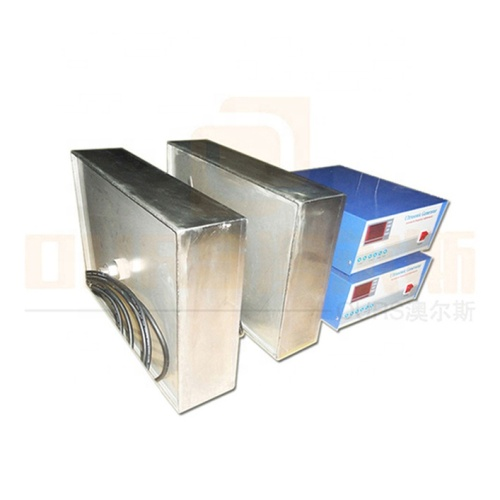 110V 60HZ/220V 50HZ Industry Immersible Transducer Pack Cleaning Bath Vibrating Box For Auto Parts Ultrasonic Cleaning 600W