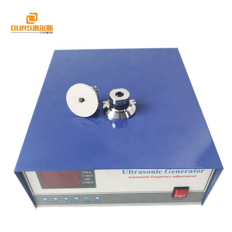 54-135khz High frequency Industry Ultrasonic Cleaning generator manufacturer supply