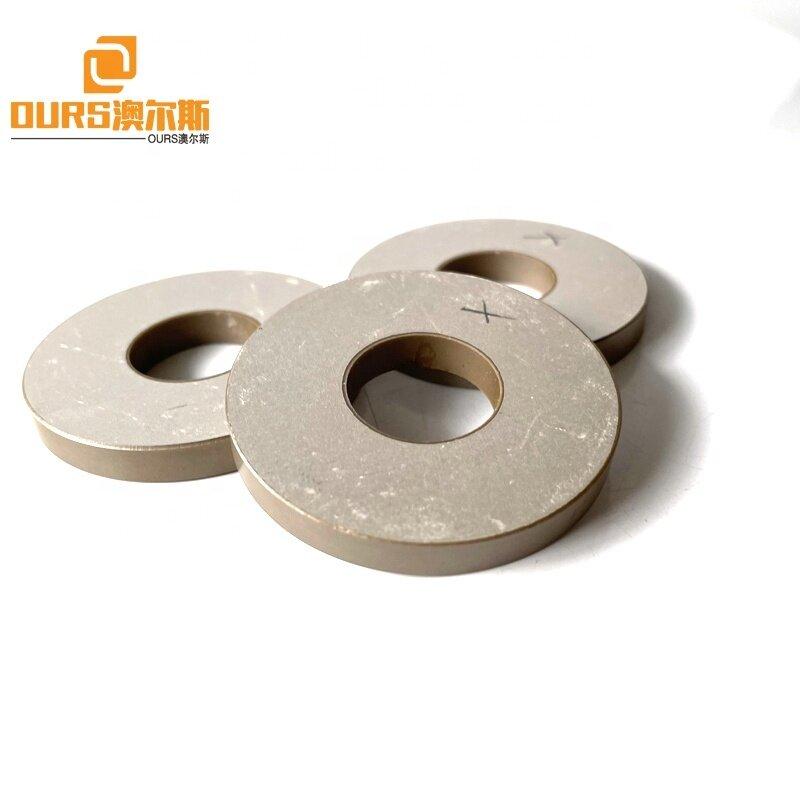 50x20x6MM PZT8 Ultrasonic Welding Sensor Piezoelectric Ceramic Ring For Manufacturing 2600W Non-wove Welding Transducer