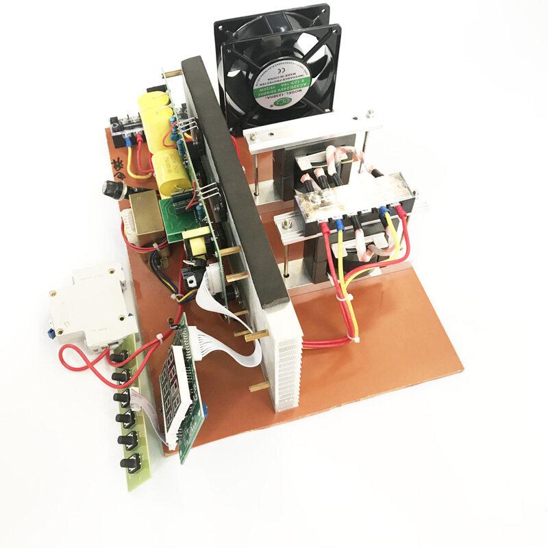 28khz 40khz ultrasonic signal generator circuit with ultrasonic cleaner transducer for ultrasonic cleaner tank generator circuit