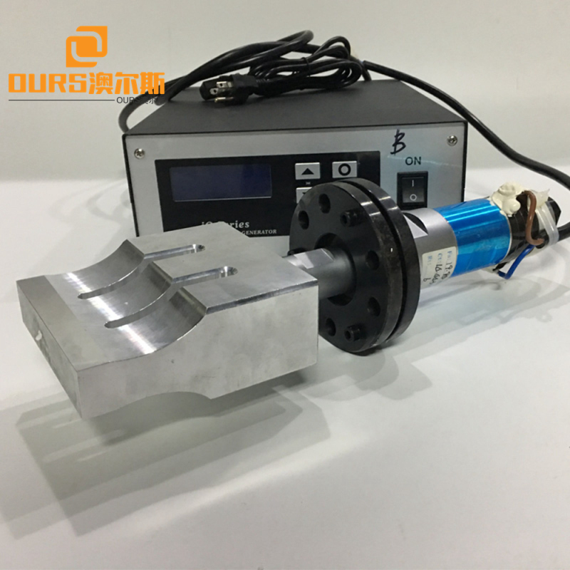 15khz or 20khz ultrasonic plastic welding machine generator 2000w with touch screen and transducer