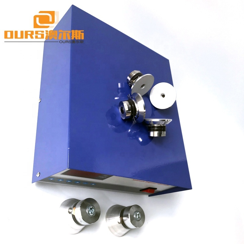 2019 Sell Well Digital Ultrasonic Power generator Ultrasonic transducer Tank generator