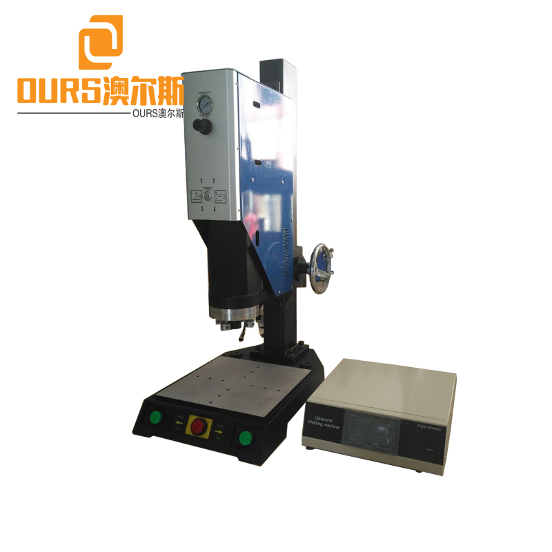 15KHZ-20 KHz 1500W-4200W Ultrasonic Metal Welding Machine For Nonwoven Bag Pvc Material