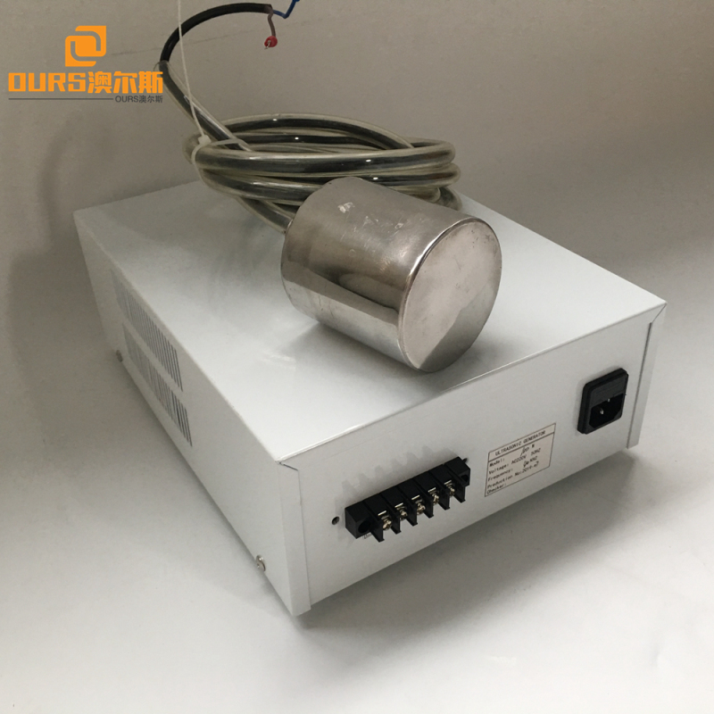 100W ultrasonic algae control sensor 28khz or 4okhz ultrasound multifunctional effective algae removal transducer