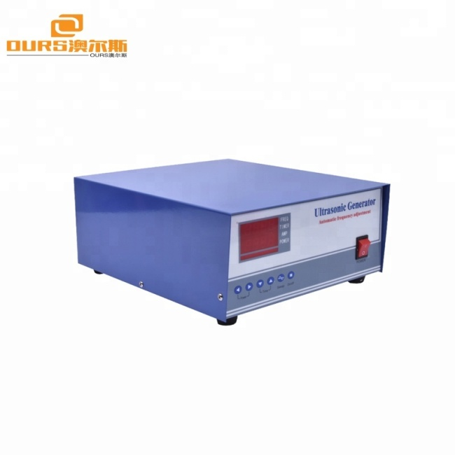 40K Ultrasonic Transducer Driver ultrasonic generator for industry cleaning machine