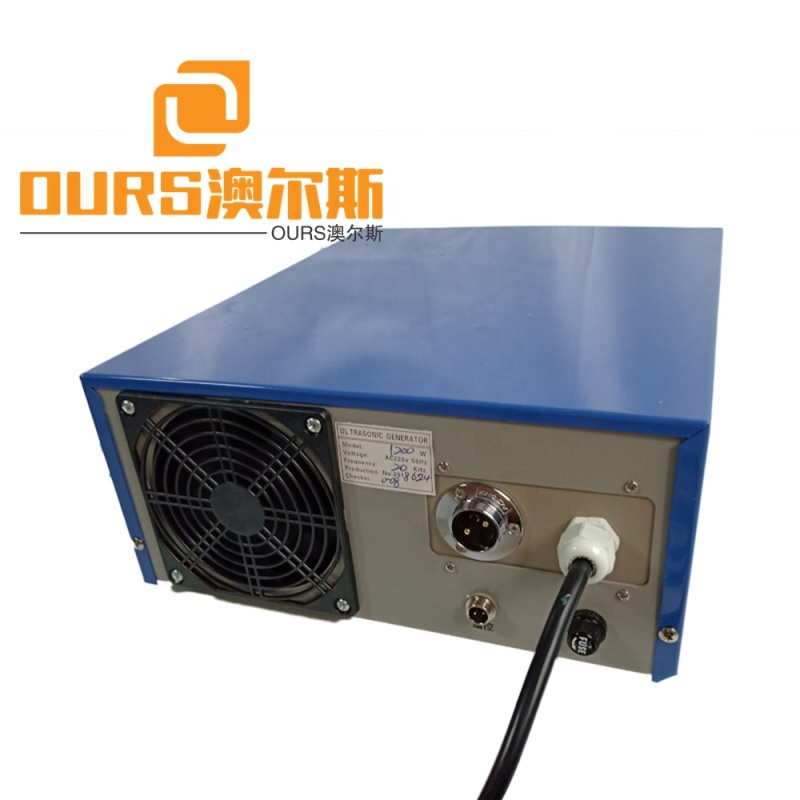 1000W power ultrasonic generator for drive ultrasonic cleaning equipment 220V