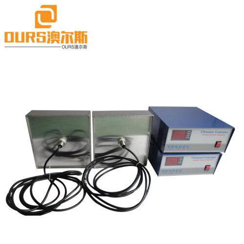 20KHZ/25KHZ/28KHZ/40KHz 1500W Custom High Vibration Power Submersible Transducer Box Ultrasonic For Cleaning And Degreasing