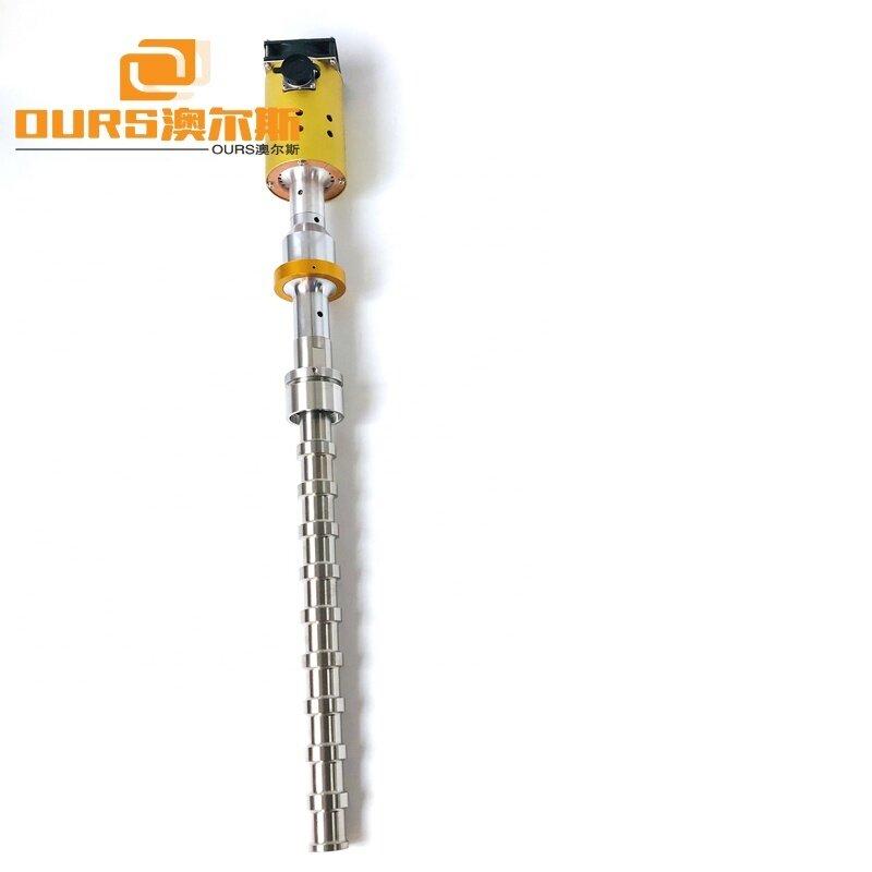 20KHz Low Frequency High Power 2000W Ultrasonic Vibration Bar Titanium Alloy Material Ultrasonic Probe