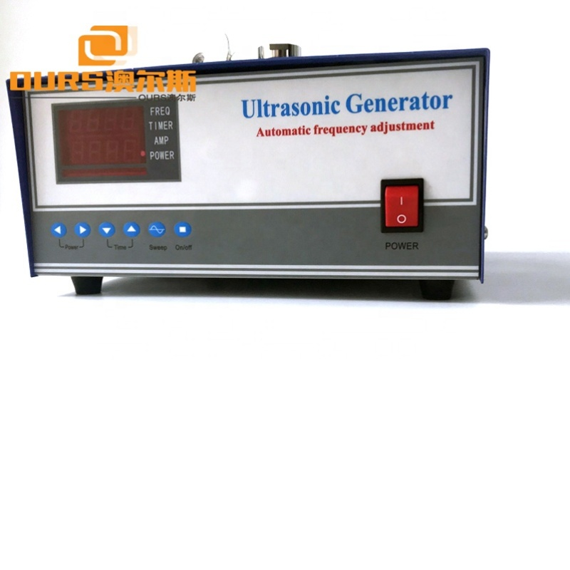 2000W Big Power Digital Ultrasonic Sound Generator For Industrial parts Cleaning
