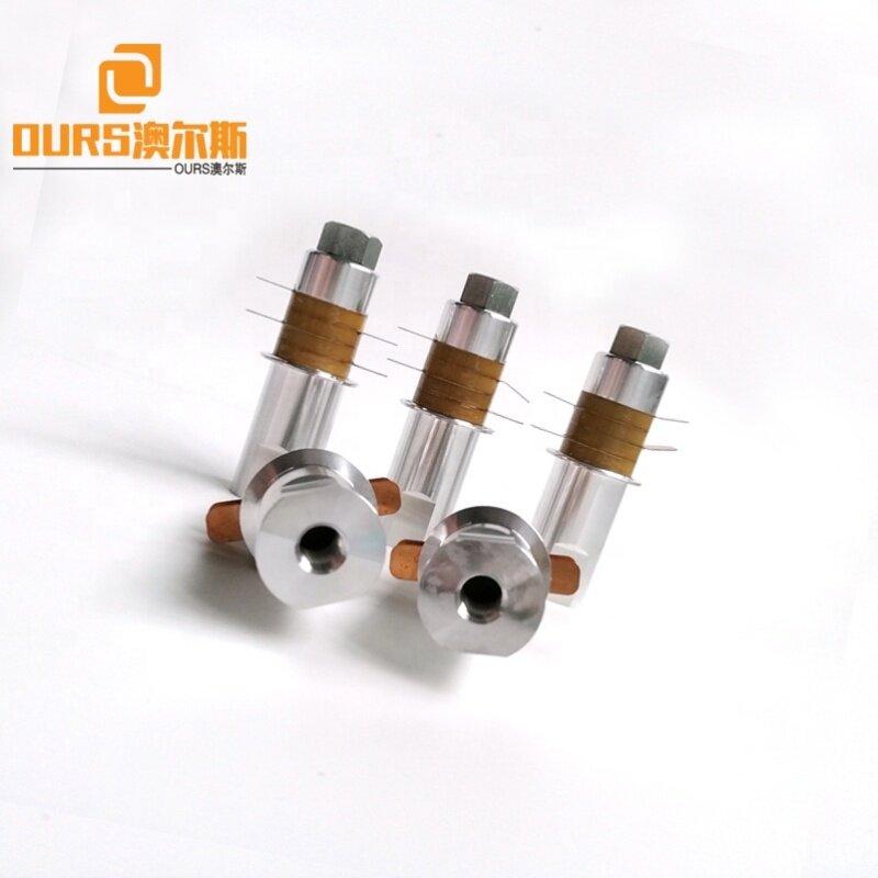 28K 100W Piezoelectric Ultrasonic Welding Converters Used In Industry Ultrasonic Welding Machine