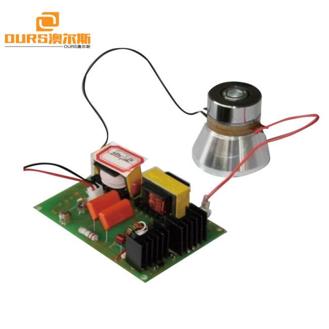 40khz Ultrasonic  Generator PCB 100W/220V, Matching Transducers Piezoelectric Ultrasonic Driving Power Supply