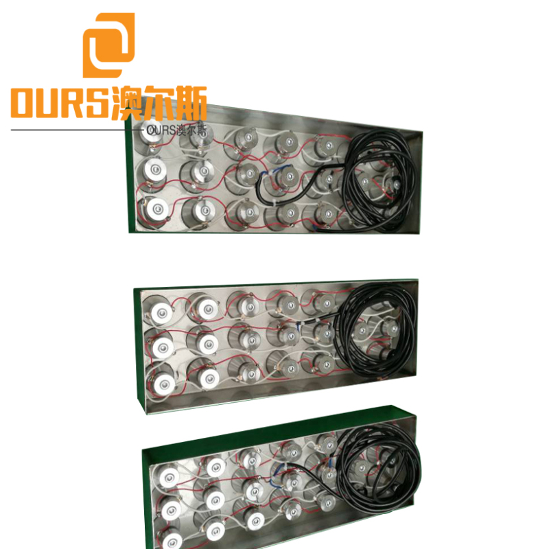 25KHZ/28KHZ 2700W Hot Sales Industrial Submersible Ultrasonic Cleaner For Cleaning Metal Chains Glassware
