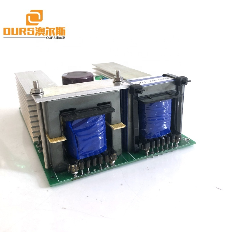 200W 200K High Frequency Cleaning Transducer Ultrasonic Circuit Generator Board With Dispaly Board