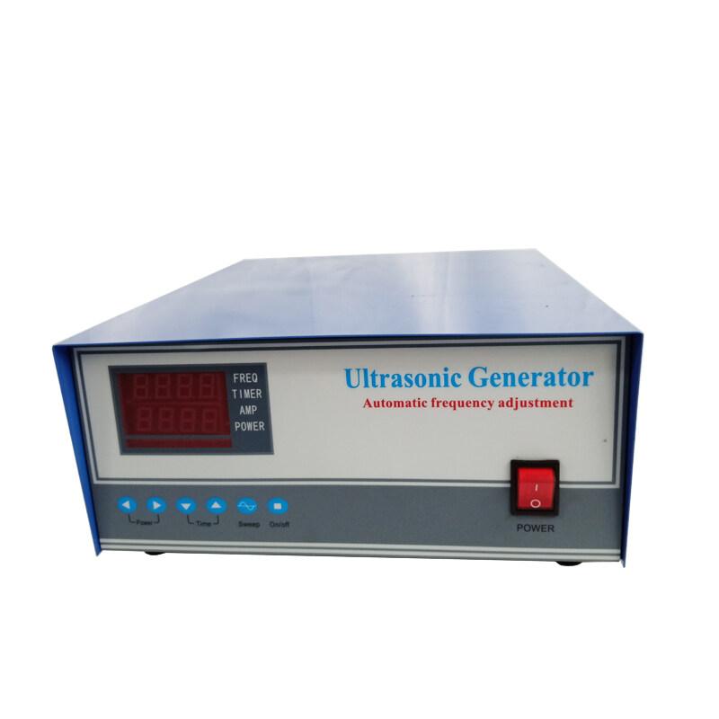 ultrasonic cleaner power supply for ultrasonic power cleaner all-digital high frequency ultrasonic generator