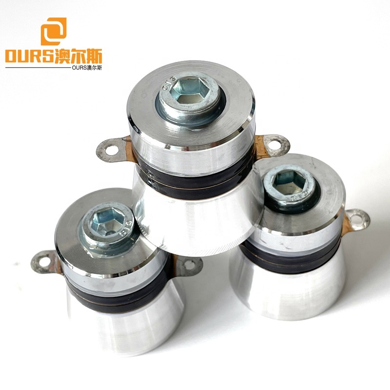PZT4 Piezoelectric Material Industrial Washing Bath Ultrasound Oscillator Transducer Parts 40K 60Watt