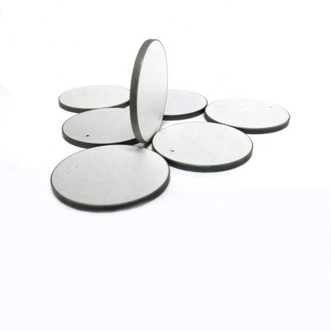 With Positive And Negative Electrodes Piezoelectric Ceramic Materials Disc Electronic Ceramic 30x2MM For Piezo Sensor Module