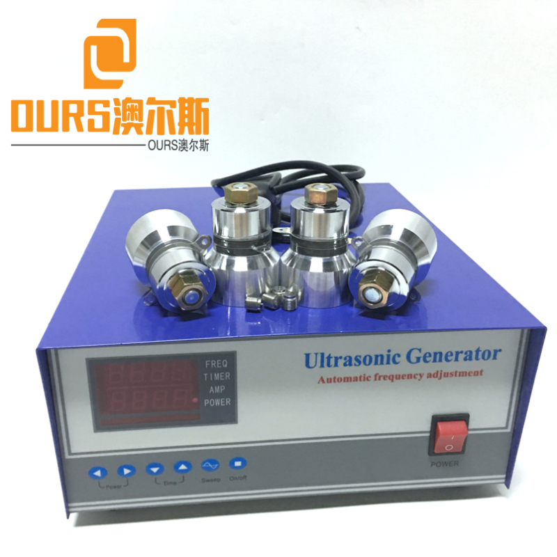 2700W Power Digital Ultrasonic Cleaner For Industrial Ultrasonic Cleaning Machine