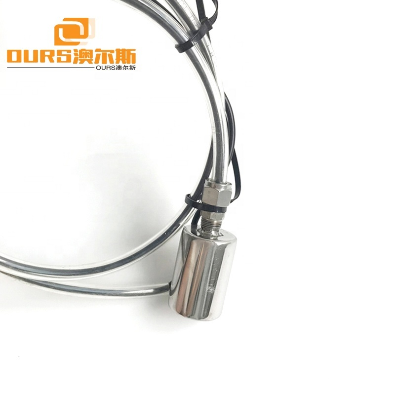 50W/100W Stainless Steel Ultrasonic Cleaning Transducer 28KHz Or 40KHz For Algae Control