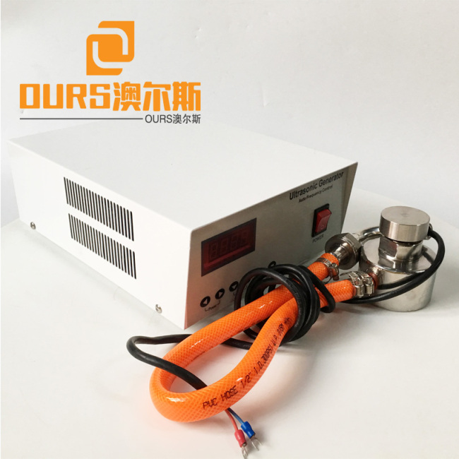 ultrasonic vibration transducer in industry 33khz 100W for ultrasonic scaler vibration