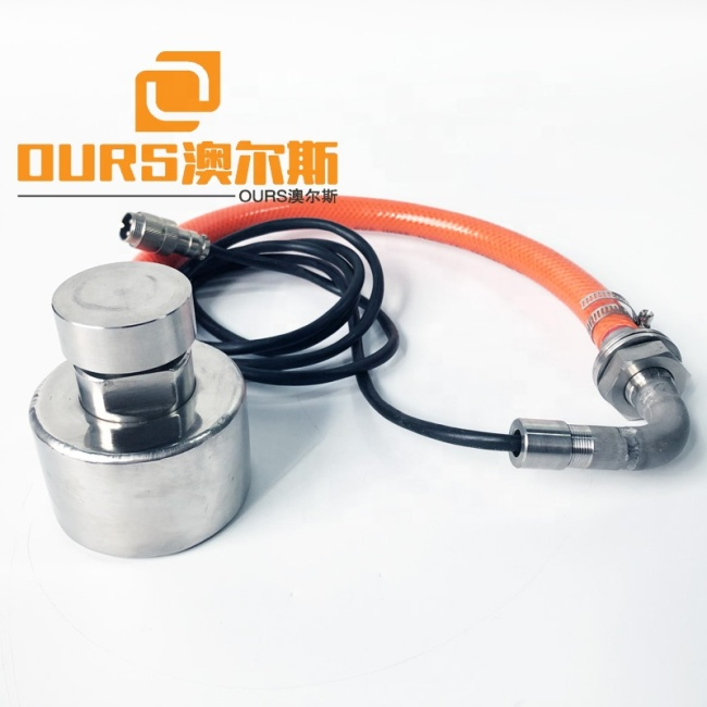 ultrasound piezoelectric  vibration transducer 33khz 100Watt for ultrasonic vibration system