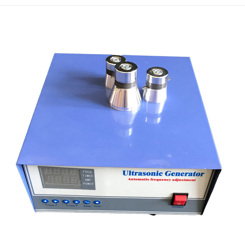 1200W Digital High Quality Piezoelectric Ultrasonic Generator Large Range Frequency for Cleaning System