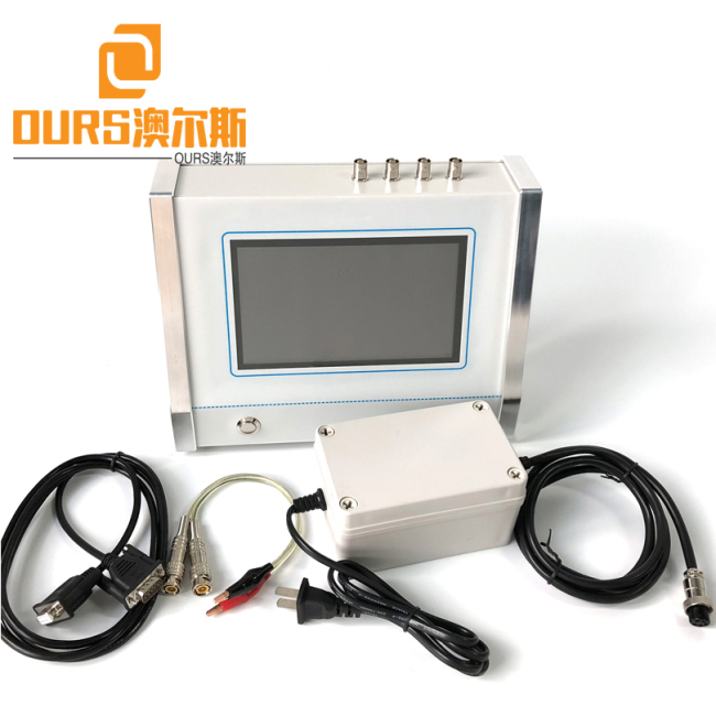 High Reliability 1KHz~5MHz Ultrasonic Piezoelectric Transducer Impedance Measuring Instrument