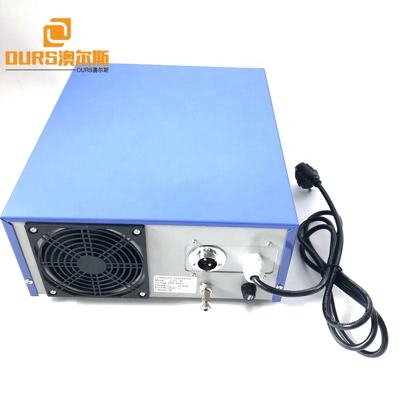 Automatic Frequency Tracking Ultrasonic Generator Industrial Cleaner Generator 40KHZ 1000W For Driving Transducer Oscillator
