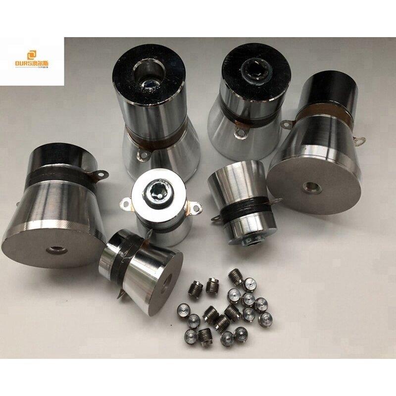 60w  Aluminium Material Ultrasonic Piezo Transducer 28khz p4