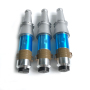 15khz ultrasonic converter suppliers Manufacturer for 2000W Plastic Assembly and food cutting machine transducer