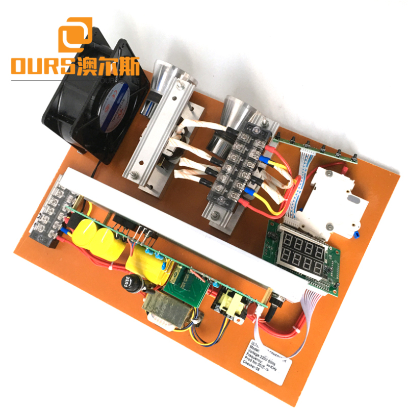 Factory Supply 300W-3000W 28KHZ Economy Type  Ultrasonic Cleaning PCB For Dishwasher Cleaning
