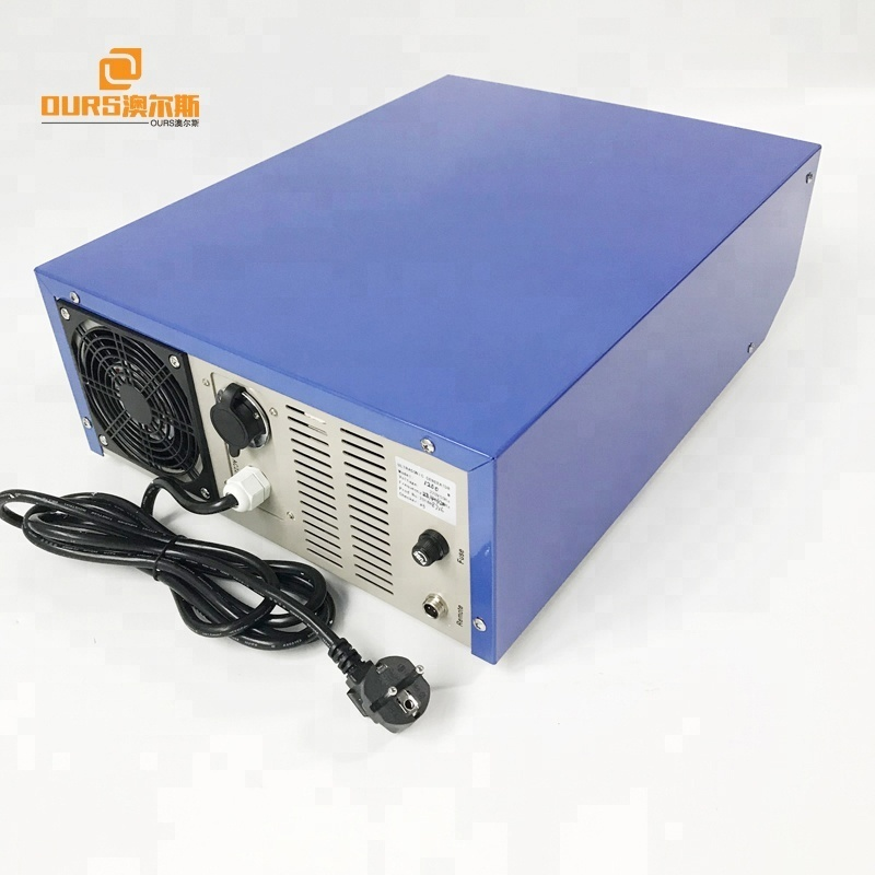 1200W 54khz-135khz High frequency Industry Ultrasonic Cleaning generator