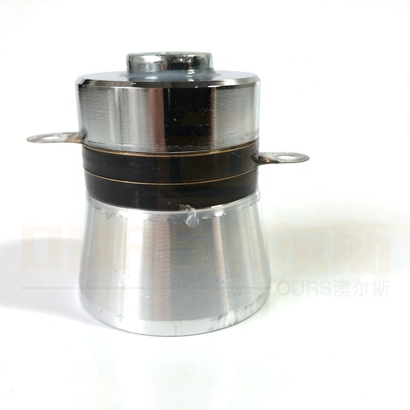 Piezoelectric 40K/80K/100K Ultrasonic Cleaner Transducer Vibration Cleaning Machine Parts Ultrasound Transducer 60Watt