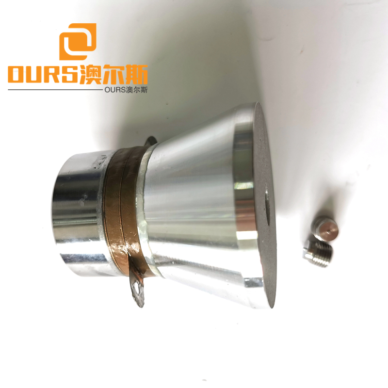 28khz/40Khz/122khz pzt8 Three Frequency Ultrasonic Cleaning Transducer For Multi-frequencies  Cleaner