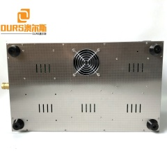 With Heater Function Ultrasonic Cleaner 40K For Circuit Board / Precise Hardware 30L Digital Ultrasonic Industrial Cleaner