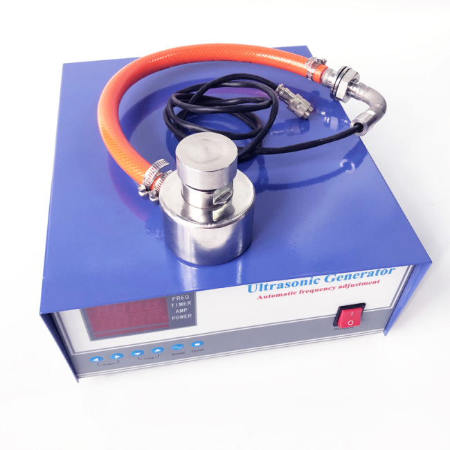 ultrasonic vibrating generator 100W 300W with ultrasonic vibrating sieve for fine powder 400MM 600MM 800MM 1200M