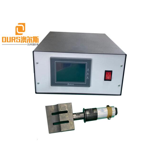 Ultrasonic Welding Transducer 20Khz LCD Screen Ultrasonic Plastic Welding Machine