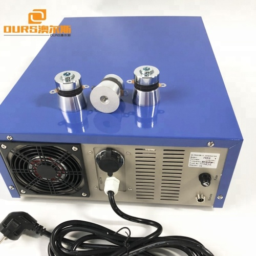 1200W high power ultrasonic cleaning generator price no include transducers