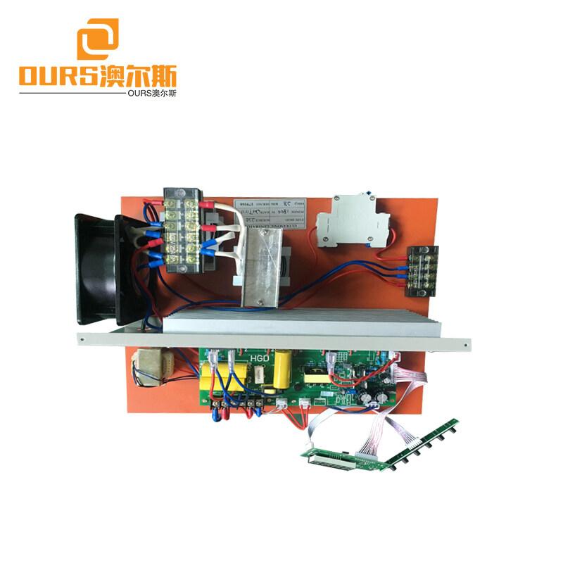 FCC &CE Ultrasonic generator PCB &timer &power &Frequency adjustable 50w 100w 200w 300w 400w 500w 600w