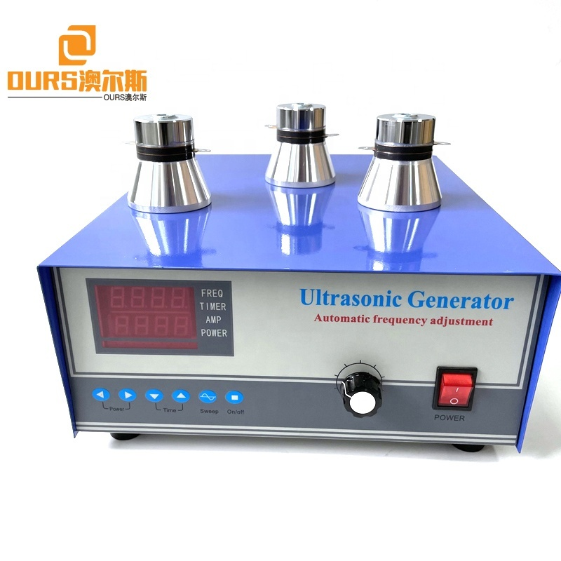 28Khz 300W Industrial Cleaner Ultrasonic Generator Driver For Ultrasonic Car Parts Cleaning Machine