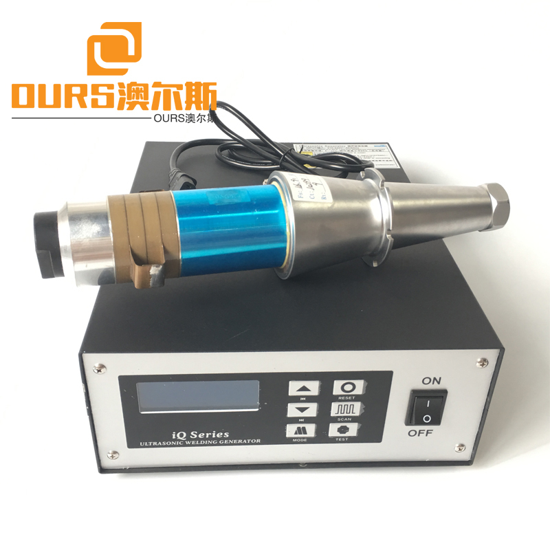 1500W 15KHZ Cycle Rate Ultrasonic Power Supply Automatic Searching Frequency Digital ultrasonic welding Generator