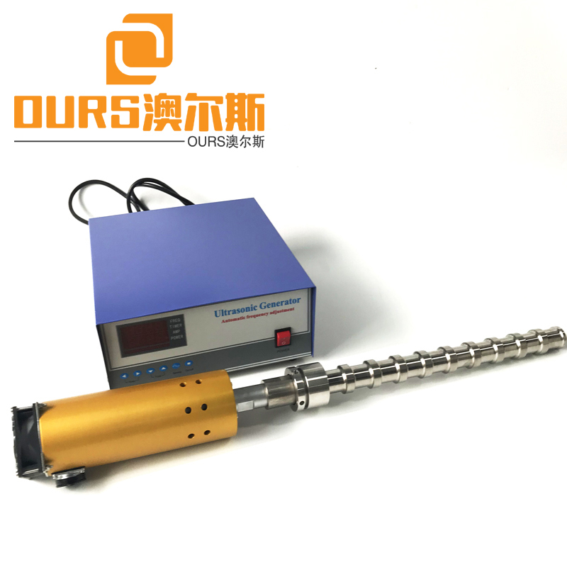 15-28khz 2000w US equipment of ultrasonic cleaner ultrasonic biodiesel reactor