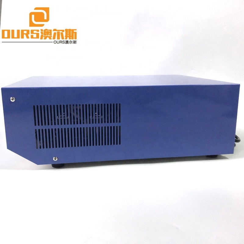 Multi Frequency 28K/60K/70K/84K Different Frequency Ultrasonic Generator Transducer Cleaning Generator 110V/220V/380V AC