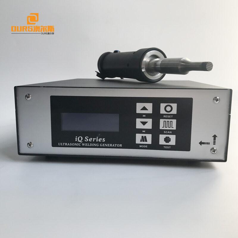 500W 28KHz ultrasonic spot welding machine for plastic welding machine