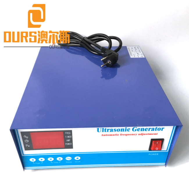RS485 Network 10000W/20-40KHZ digital high power and low price ultrasonic Generator