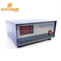 900w Ultrasonic Cleaner Power Generator for Ultrasonic Parts Cleaner