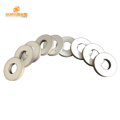 50*17*5mm piezoelectric ceramic ring PZT8,Ultrasonic Piezo Element 50mm